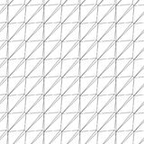 bezszwowy wzoru Liniowy geometryczny tło royalty ilustracja