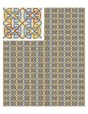 Bezszwowy wzoru zapasu wektor, używa dla kafelkowego tła, Barwi ilustracji