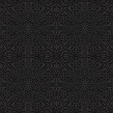 Bezszwowy wzór z tradycyjnym ornamentem Zdjęcia Stock
