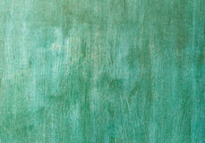 Bezszwowy zielony drewniany tło Obrazy Stock