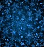 Bezszwowy zima tło Zdjęcie Royalty Free