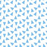 Bezszwowych deseniowych tr?jboka abstrakta wzoru akwareli t?o ilustracyjnych tekstur cyfrowe papierowe tkaniny tapetowe na w ilustracji