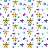 bezszwowych gwiazdy Zdjęcie Stock