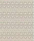 Bezszwowych tekstur klasyczna pojemność Fotografia Royalty Free