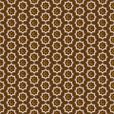 Bezszwowych wzorów Islamski ornament Tło z bezszwowym wzorem w islamskim stylu Zdjęcie Royalty Free