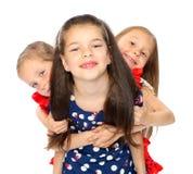 Beztroski dzieciństwo! Fotografia Stock
