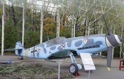 Bf 109F-2-Fighter (Tyskland), 1939 max hastighet km/tim 620 Arkivbilder