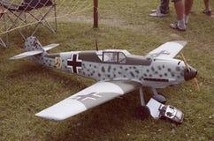 BF 109 van Messerschmitt Stock Fotografie