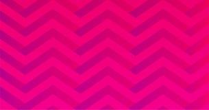 BG geométrica Magenta brillante y triángulos rosados ilustración del vector