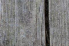 BG-Madera-Tablón-Línea-Vertical-Blanco-pintura Fotografía de archivo libre de regalías