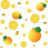 bg pomarańcze Fotografia Stock