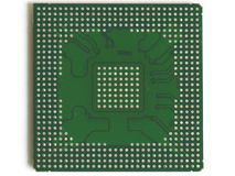 BGA chip Stock Images