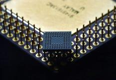 BGA Prozessor Stockbild