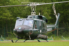 BGS Bell 212 Stock Photography