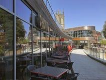 BH2 Bournemouth Centre Dorset UK Fotografia Stock
