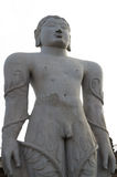 Bhagawan Bahubali idol Shravanabelagola, Karnataka, India fotografia stock