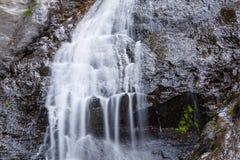 Bhagsunag Waterfall in Dharamshala Stock Images