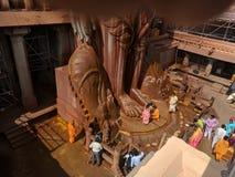 Bhagwan Bahubali stock photography