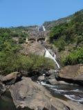 Bhagwan Mahaveer Sanctuary and Mollem National Park Stock Image
