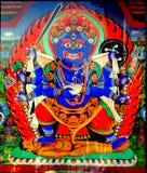 Bhairava Royaltyfri Fotografi