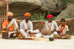 Bhajan Kritan Fotos de archivo libres de regalías