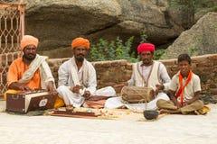 Bhajan Kritan Fotos de Stock Royalty Free
