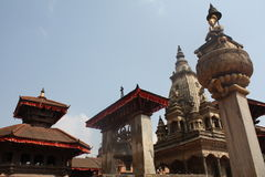 bhaktapur Νεπάλ Στοκ Εικόνες