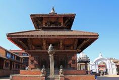 Bhaktapur - πλατεία 4 Durbar Στοκ εικόνες με δικαίωμα ελεύθερης χρήσης