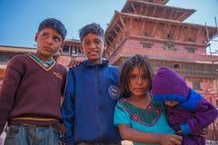 bhaktapur Непал Стоковая Фотография RF