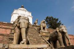 Bhaktapur Imagen de archivo libre de regalías