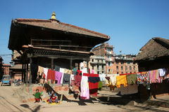 Bhaktapur Royalty Free Stock Photos