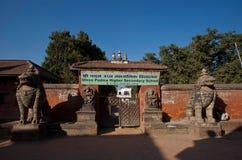 bhaktapur Zdjęcia Stock