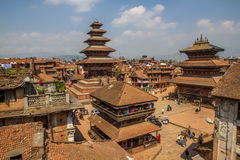 Bhaktapur Immagini Stock Libere da Diritti
