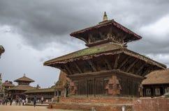 Bhaktapur Arkivfoto