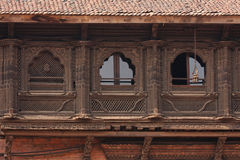 Bhaktapur Architecture Royalty Free Stock Photos