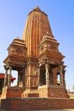 bhaktapur durbar ινδός τετραγωνικός ναό&s Στοκ Φωτογραφία