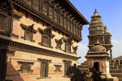 Bhaktapur Durbar Square, Nepal Stock Photo