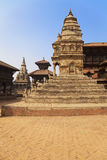 Bhaktapur Durbar Square, Nepal Stock Photography