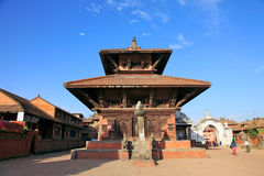 Bhaktapur Durbar Square,Nepal Stock Photos