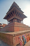 Bhaktapur Durbar Square, Nepal. Royalty Free Stock Photo