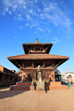 Bhaktapur Durbar Square,Nepal Royalty Free Stock Images