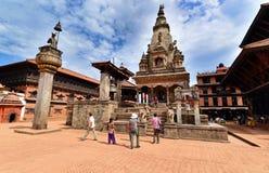 Bhaktapur Durbar square, Nepal Royalty Free Stock Image