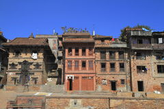 Bhaktapur Durbar Square Royalty Free Stock Photo