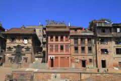 Bhaktapur Durbar Square Royalty Free Stock Photo
