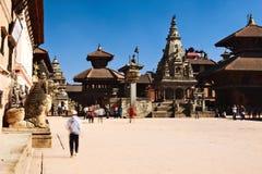 Bhaktapur Durbar Square Royalty Free Stock Images