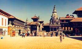Bhaktapur Durbar Square Royalty Free Stock Image