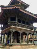 Bhaktapur Kingdom Meteological Observation building Stock Photos