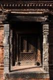Bhaktapur Light and Shadow Royalty Free Stock Image