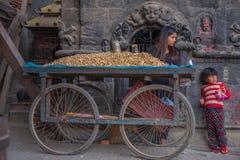 Bhaktapur, Nepal foto de stock royalty free