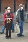Bhaktapur, Nepal 2011 Imagenes de archivo